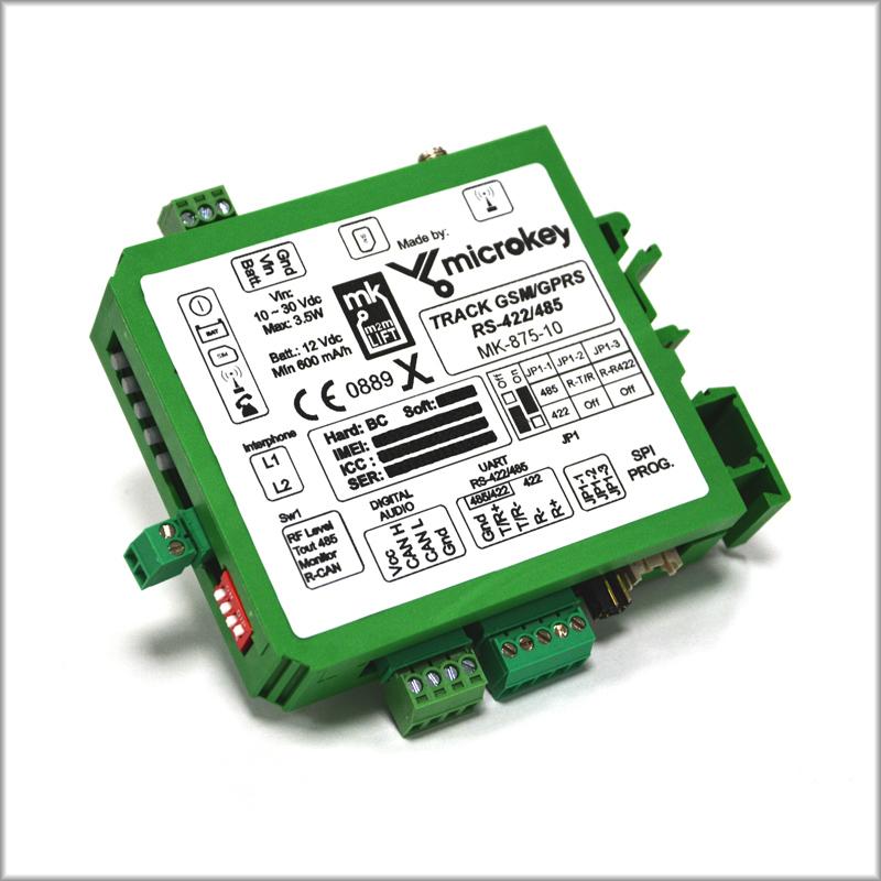 Track GSM MK-875 ECO