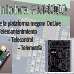 Plataforma Megom Online EM4000